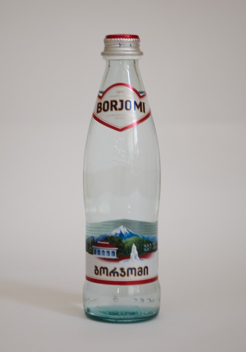 Минеральная вода Боржоми 0,5л