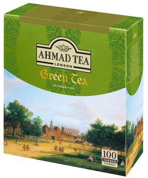 Ahmad tee. Чай зеленый.