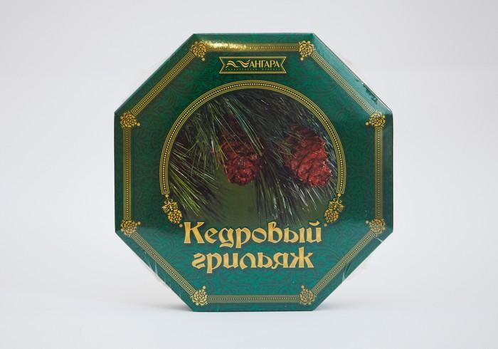Конфеты Кедровый грильяж